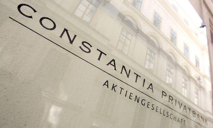ARCHIVBILD: CONSTANTIA PRIVATBANK