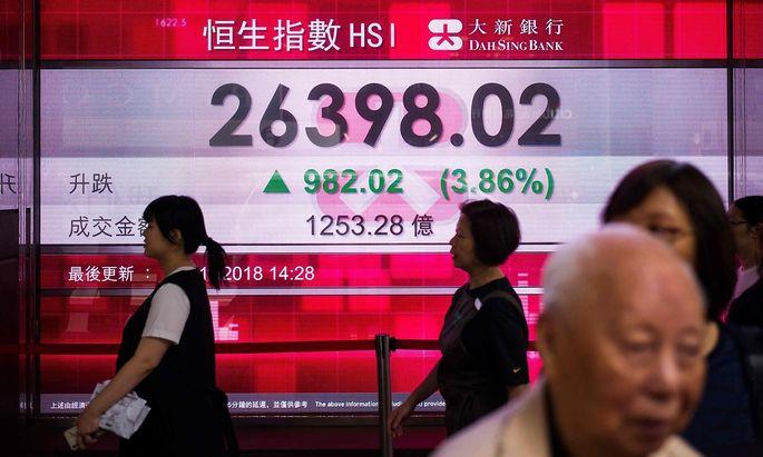 HONG KONG-MARKETS-STOCKS