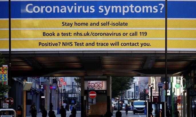 The coronavirus disease (COVID-19) outbreak, in Manchester