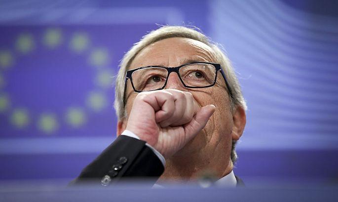 BELGIUM EU JUNCKER LUXLEAKS
