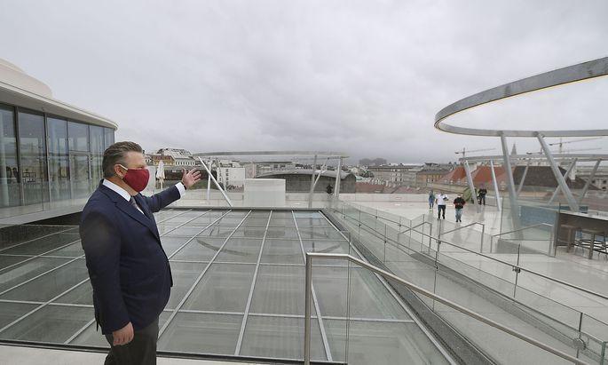 Bürgermeister Michael Ludwig nimmt die roten Kernwähler ins Visier - nachdem die Mobilisierung ein zentrales Kriterium für einen Wahlerfolg wird.