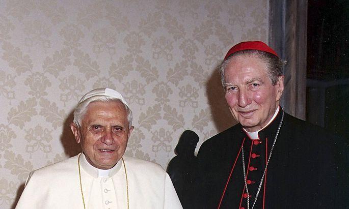 Kardinal Martini Kirche Angst