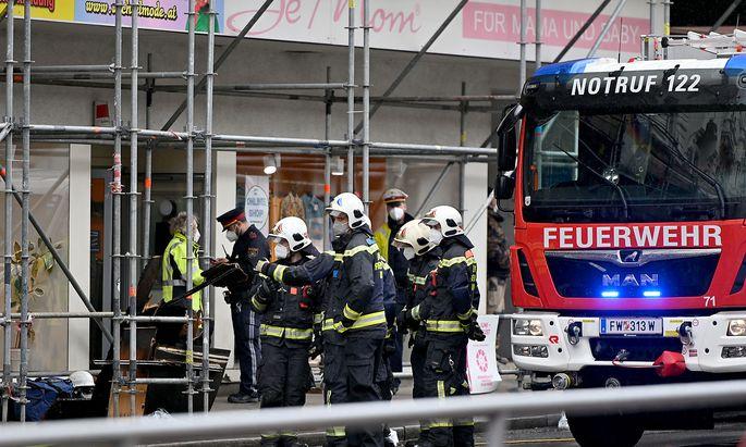 Tatort war die Trafik in der Nußdorfer Straße in Wien-Alsergrund am Freitag, dem 5. März.
