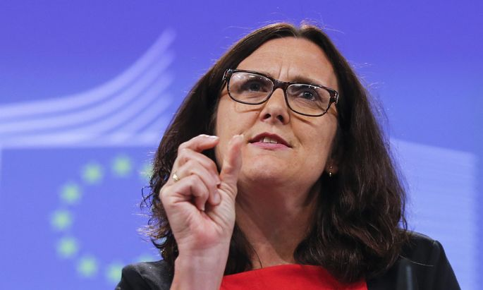 BELGIUM EU US TTIP NEGOTIATION