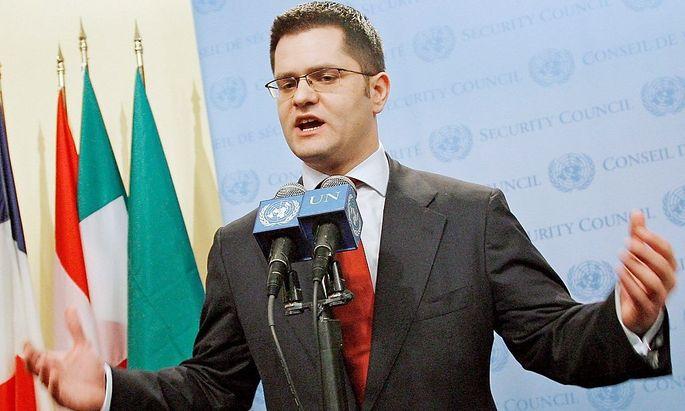 Mangelnde Ambition kann ihm nicht nachgesagt werden: Serbiens Ex-Außenminister Vuk Jeremic will UN-Generalsekretär werden