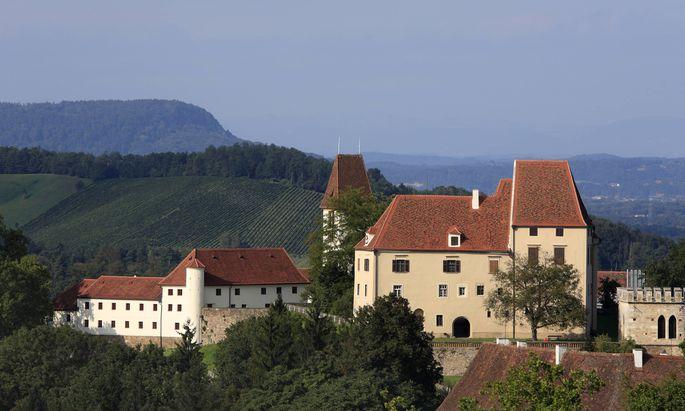 Symbolbild Schloss Seggau.