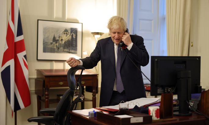 Wird es Boris Johnson auf einen Brexit ohne Abkommen ankommen lassen? Anleger hoffen auf einen Deal.