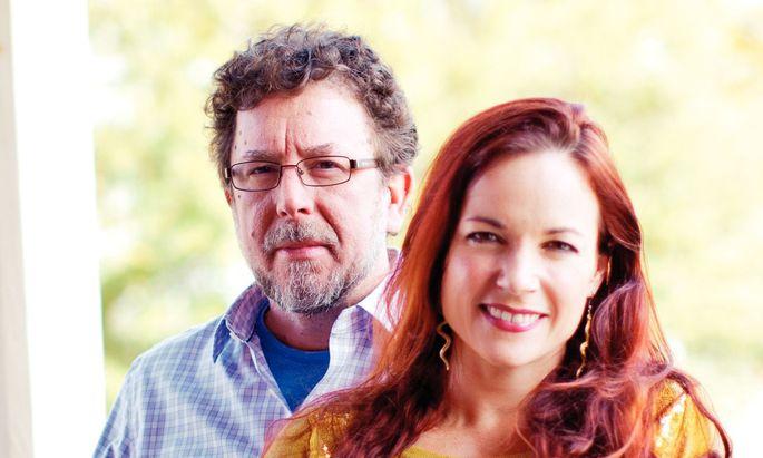 Das Autoren-Ehepaar Tom Franklin und Beth Ann Fennelly erzählen von Glaube, Liebe und Hoffnung.
