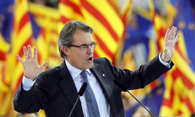 Katalonien Nationalisten siegen verfehlen