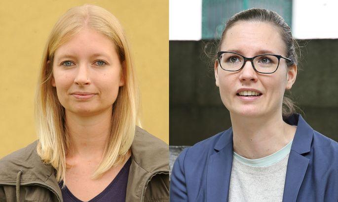 Maria und Eva Maltschnig