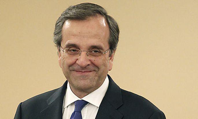 Neue griechische Regierung gewinnt