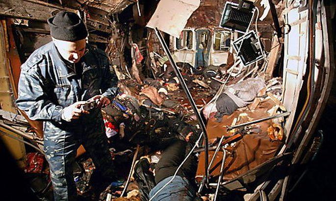 U-Bahn-Anschlag von 2004