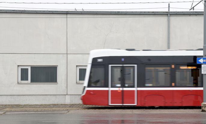 Symbolbild: Straßenbahn in Wien