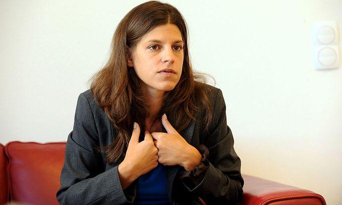 Laura Rudas ist neu Bildungssprecherin