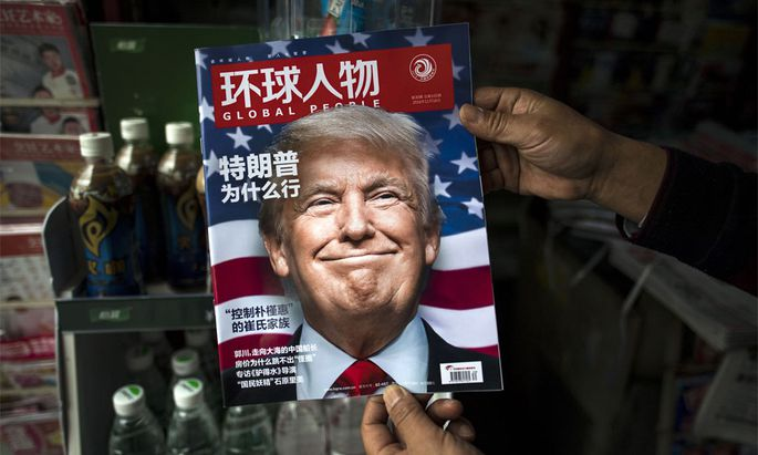 Trump und China: Hier wird wohl noch einiges folgen.