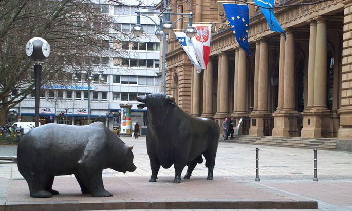 Börsenweisheiten haben derzeit Hochsaison.