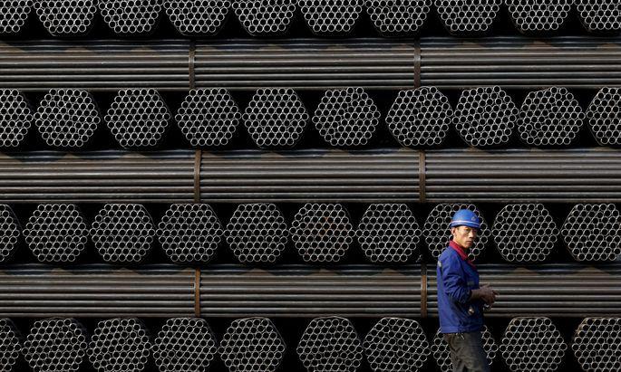 Das Coronavirus in China sorgt für große Unsicherheit in der Stahlindustrie.