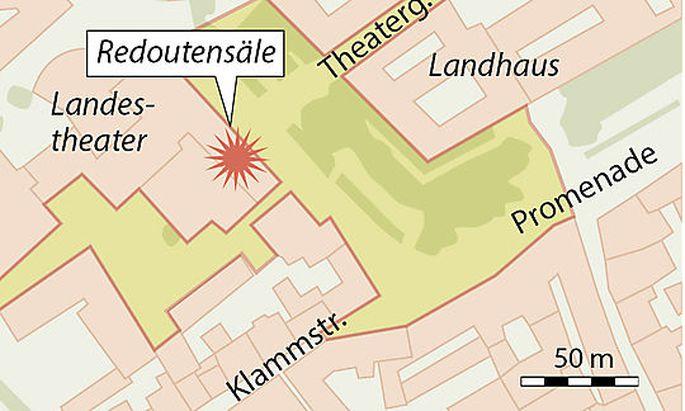 Platzverbot am Samstag in Linz