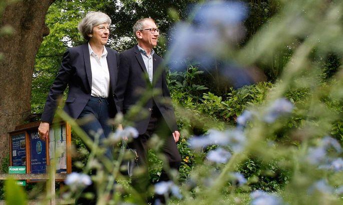 """Theresa May: """"Ich werde es immer zutiefst bedauern, dass ich nicht in der Lage war, den Brexit umzusetzen."""""""