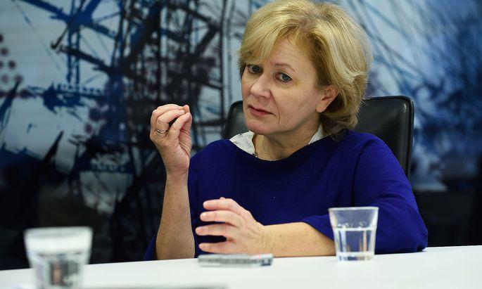 Ombudsfrau Susanne Wiesinger im Interview