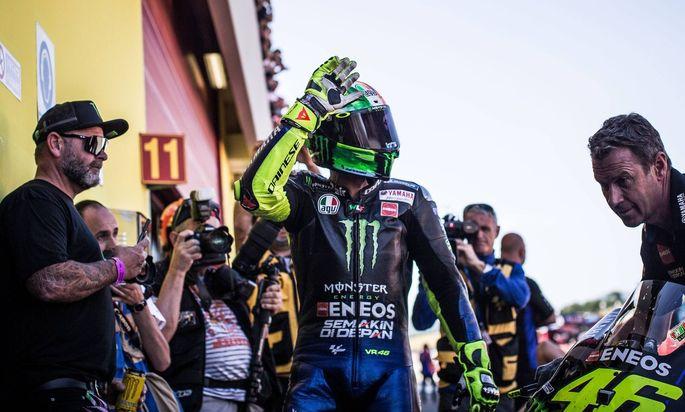VALENTINO ROSSI ITALIAN MONSTER ENERGY YAMAHA MotoGP YAMAHA MOTOGP Grand prix mugello ess