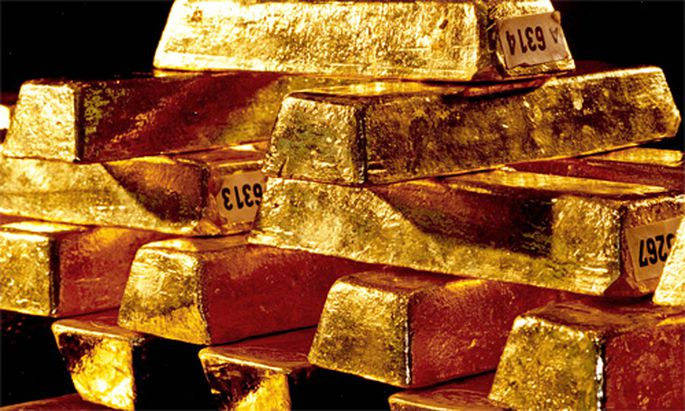 Verdopplung 2020 Chinas Goldhunger