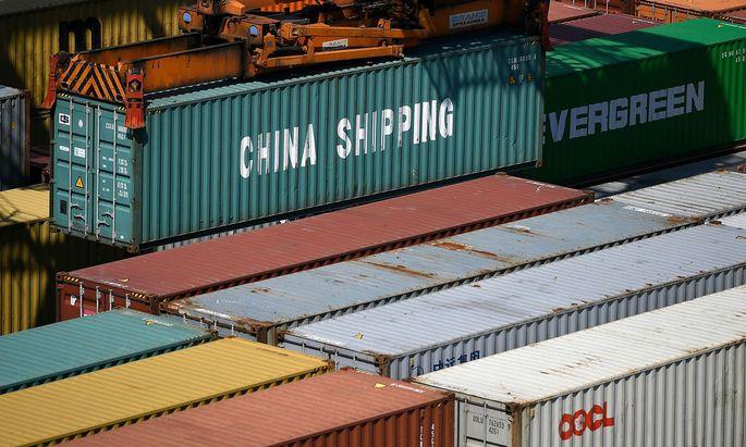 Der Nachschub aus China ist ins Stocken geraten.