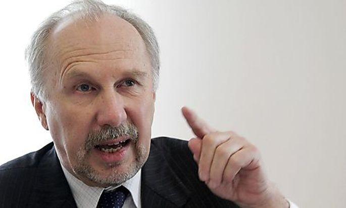 Den Schuldenschnitt für Griechenland bewertet OeNB-Nowotny als Erfolg