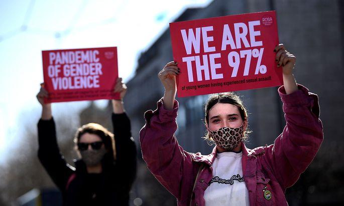 Proteste in Großbritannien