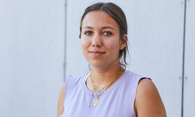 Ronya Othmann erhielt 2019 den Publikumspreis beim Bachmann-Wettbewerb.