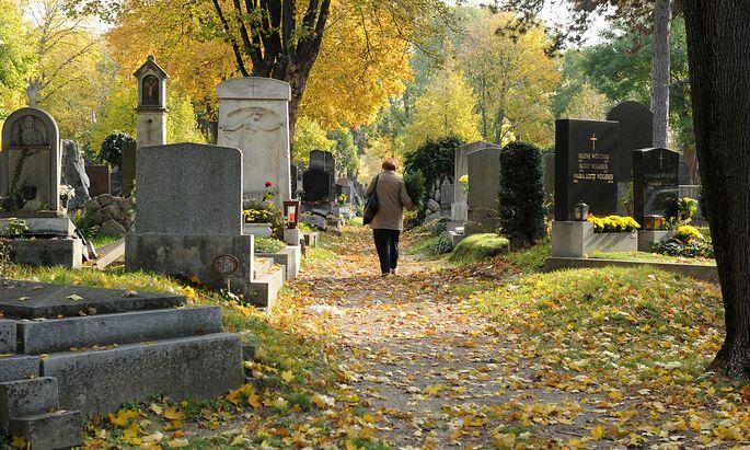 Feature: Zentralfriedhof.