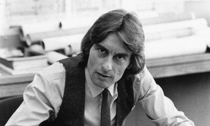 Helmut Jahn im Jahr 1980