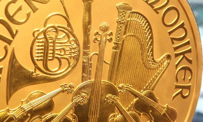 Die Münze Wiener Philharmoniker ist eines der beliebtesten Sammlerstücke der Welt.