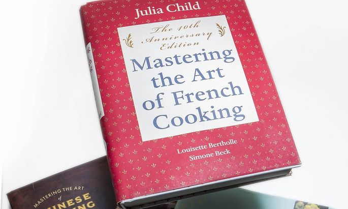 May 8, 2013 - Chicago, IL, USA - It s been about 50 years since Julia Child s Mastering the Art of F
