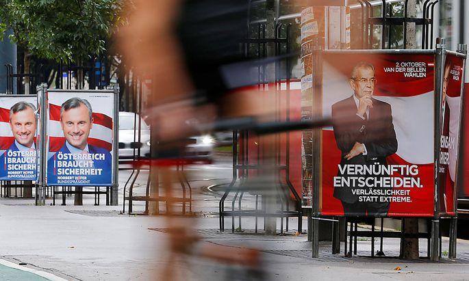 """Schmutziger Wahlkampf wird """"auf Stellvertreterebene verlagert"""""""