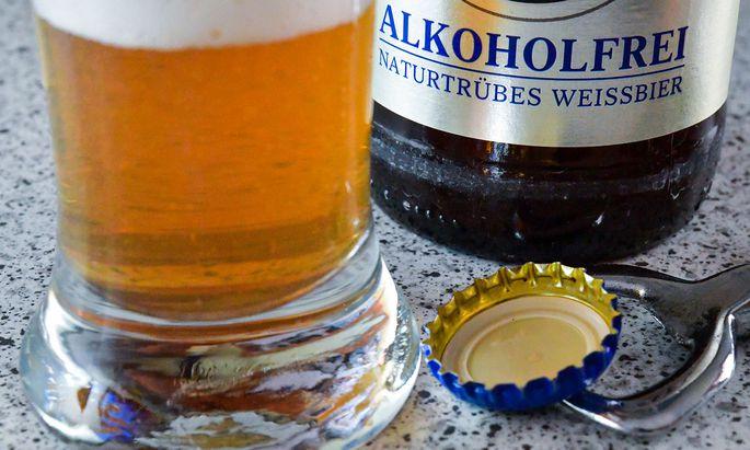 Auch bei alkoholfreiem Bier hat sich einiges getan.