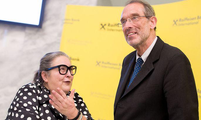 Die Reformpläne von Eva Blimlinger (Grüne) und Bildungsminister Heinz Faßmann (ÖVP) stoßen bei der SPÖ auf heftige Kritik.