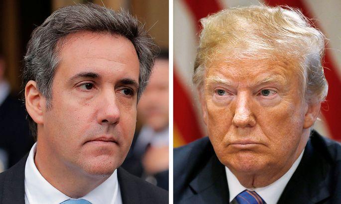 Cohen und Trump