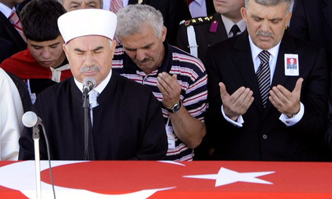 Erdogan werden eigenen Blut