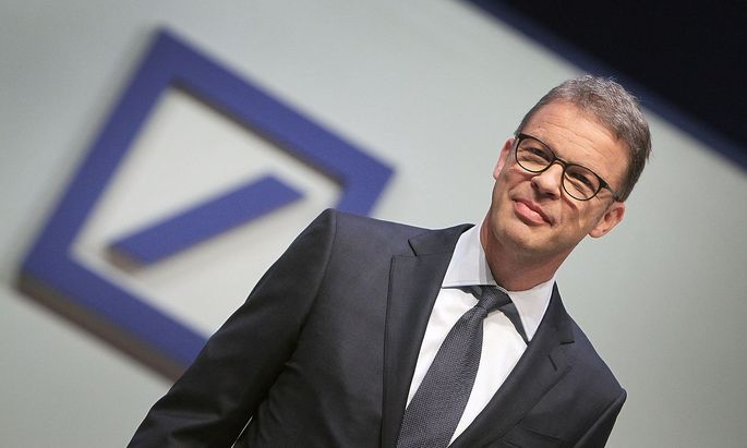 GERMANY-BANKING-DEUTSCHE-BANK-AGM
