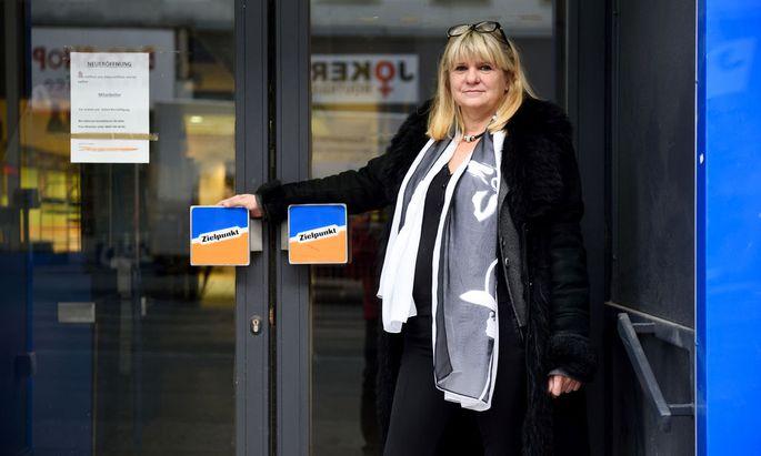 Manuela Atanelov ist Geschäftsführerin der Ramas WarenhandelsgmbH, die künftig die Zielpunktfilialen betreibt.