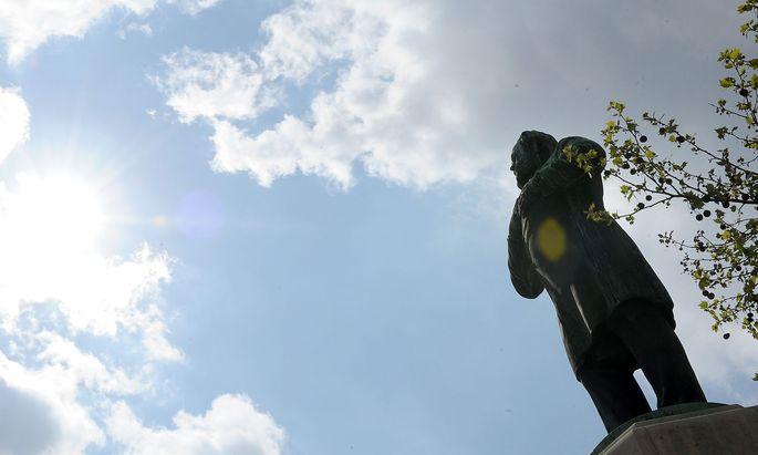 Karl-Lueger-Denkmal in Wien