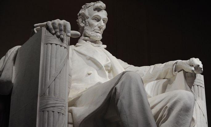 Abraham Lincoln (1809–1865) wird gern zitiert, wenn es um gefälschte Zitate im Internet geht.