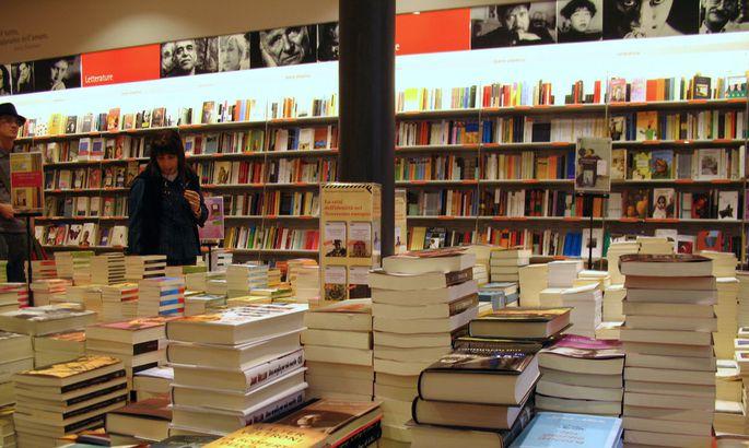 So viele Bücher! Und wer hat Zeit, sie alle zu lesen?