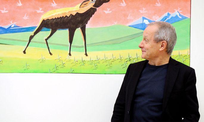 Peter Pilz, die große grüne Ein-Mann-Show
