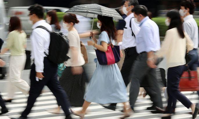 Japan erlaubt den Einsatz eines weiteren Medikamentes gegen Covid-19