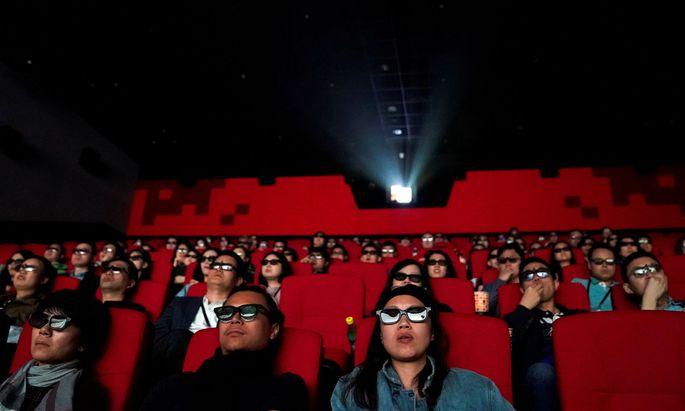 Peking baut die Kontrolle über Filme und TV-Serien aus.