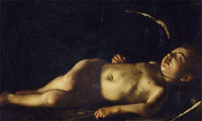 Ausstellung Caravaggio dunkel