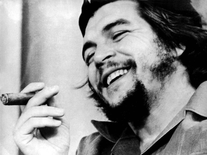 Portrait of Che Guevara Portrait of Che Guevara 1928 1967 20th century Cuba PUBLICATIONxINxGERxSUI