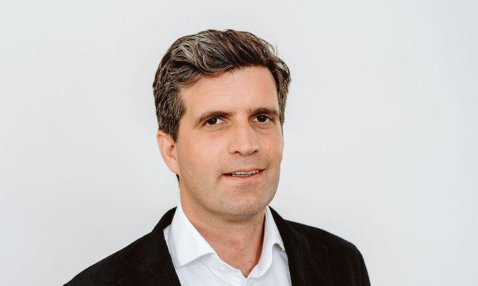 DRD-Gründer Clemens Billek.